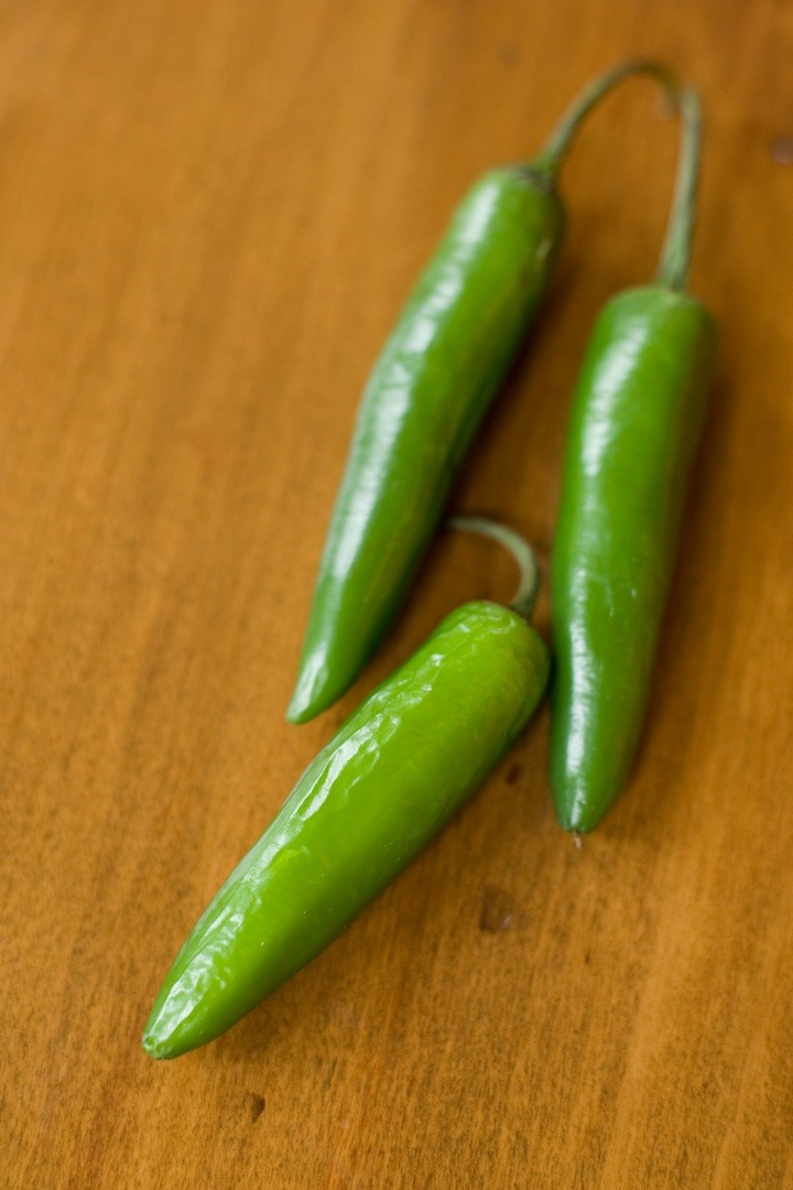 How to Handle a Hot Chili Pepper