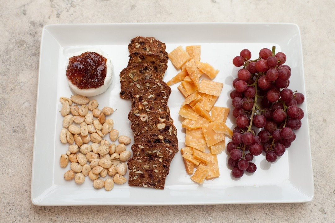 Celebrating Will! ~ And The 'No Fuss Appetizer Platter'