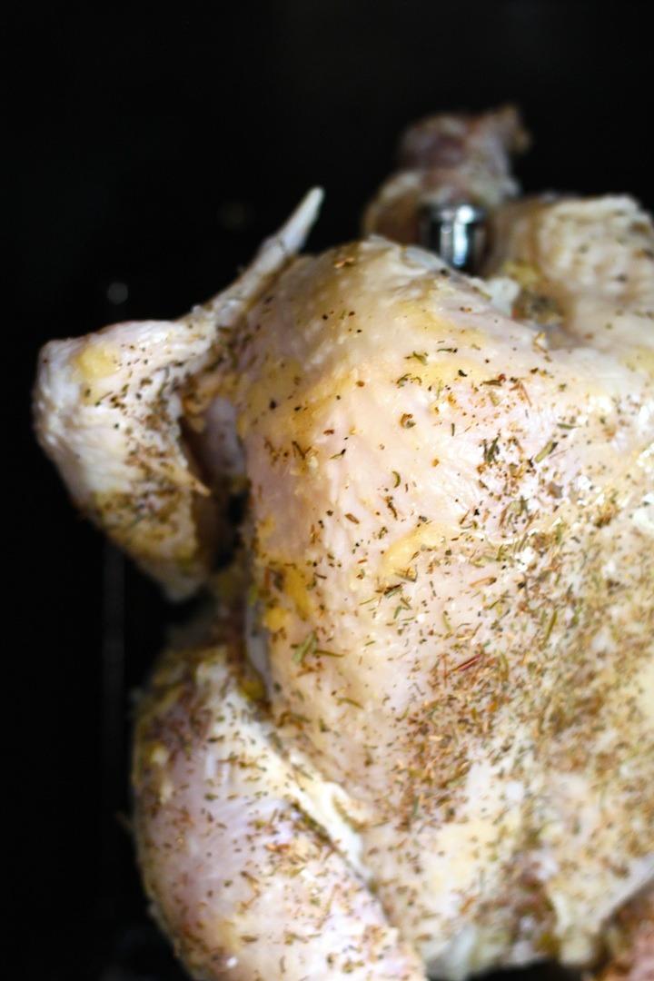 Rotisserie Chicken from The Organic Kitchen