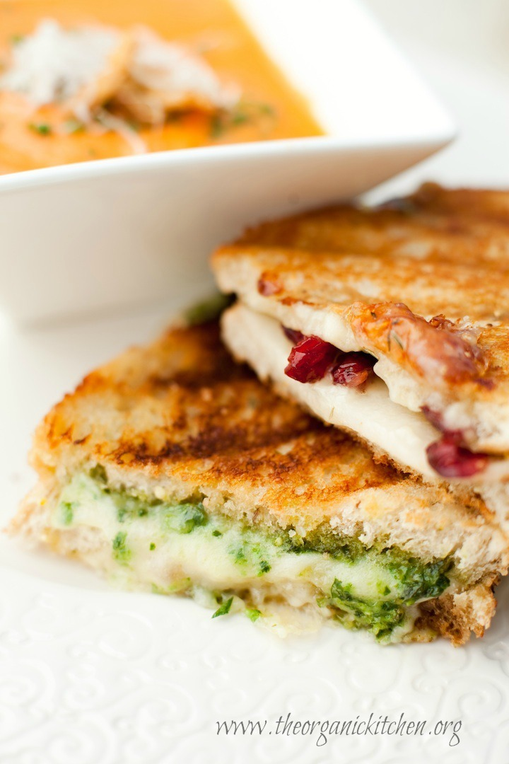 Comfort Food: Gourmet Grilled Cheese Sandwiches #grilledcheese #glutenfree