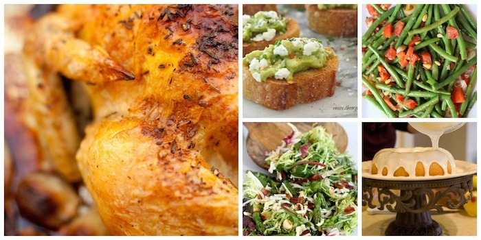 The easter dinner dilemma solved the organic kitchen blog and 40 recipes for easter dinner forumfinder Images