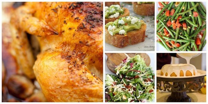 The Easter Dinner Dilemma Solved The Organic Kitchen