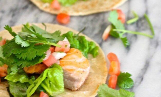 Fresh Fish Tacos!