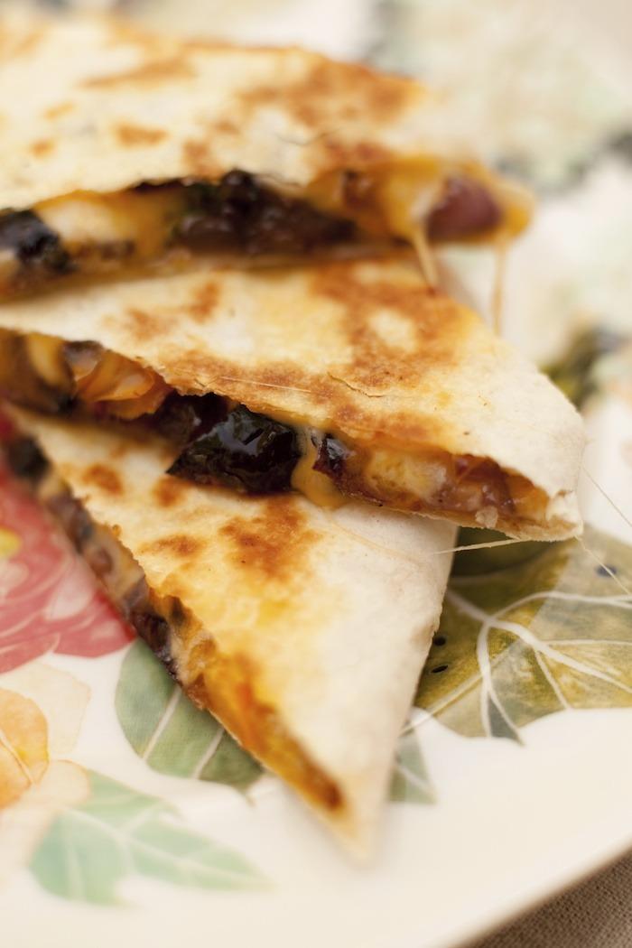 Caramelized veggie quesadillas and more Cinco de Mayo Recipes