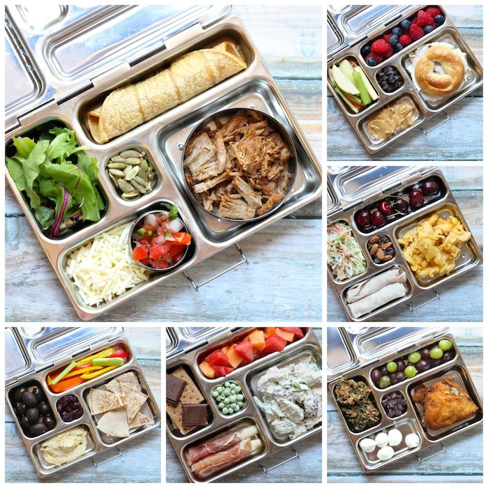 Healthy back to school lunch ideas moms and kids will ove for Lunch food ideas