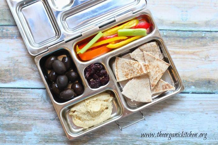 Healthy back to school lunch ideas