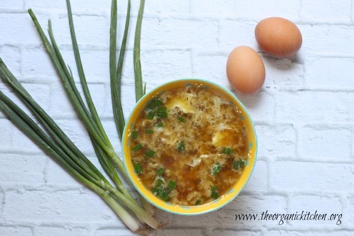 egg drop soup 2
