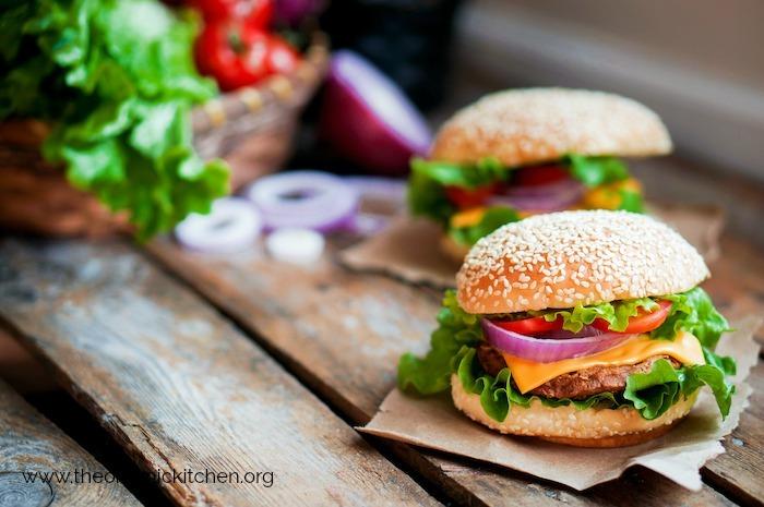 The Secrets to Making a Fantastic Burger!
