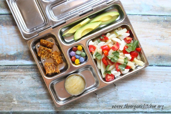 Real Food School Lunch Ideas Preschool Friendly