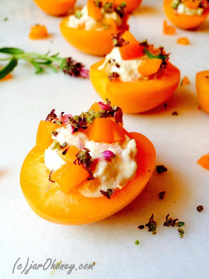 lavendar-nut-chevre-stuffed-apricots-768x1024
