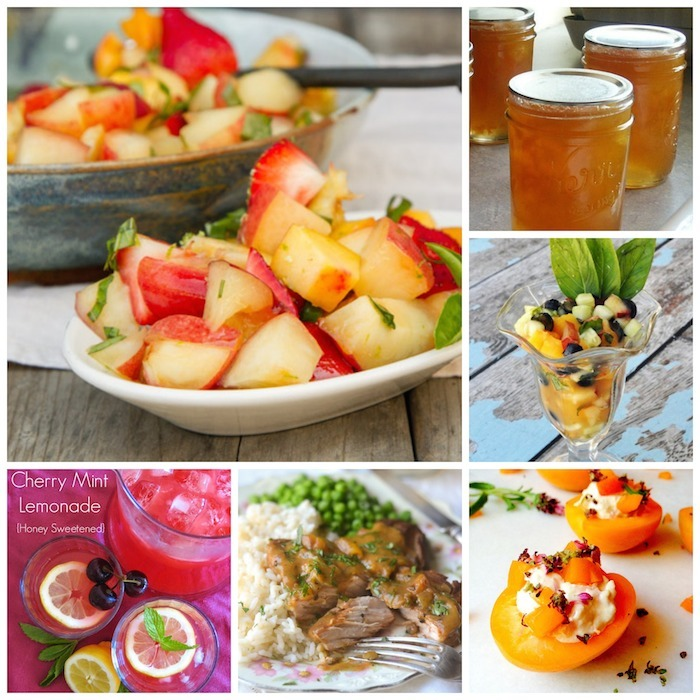 The Ultimate Stone Fruit Recipe Collection
