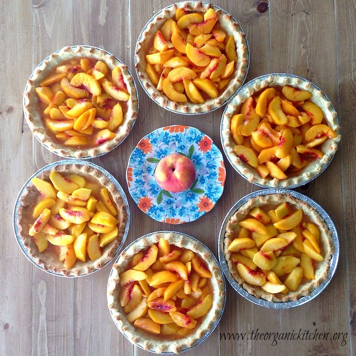 Peach Pie Perfection
