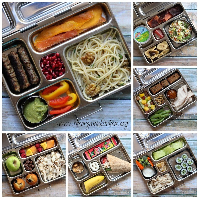 Real Food School Lunches ~ Part 3