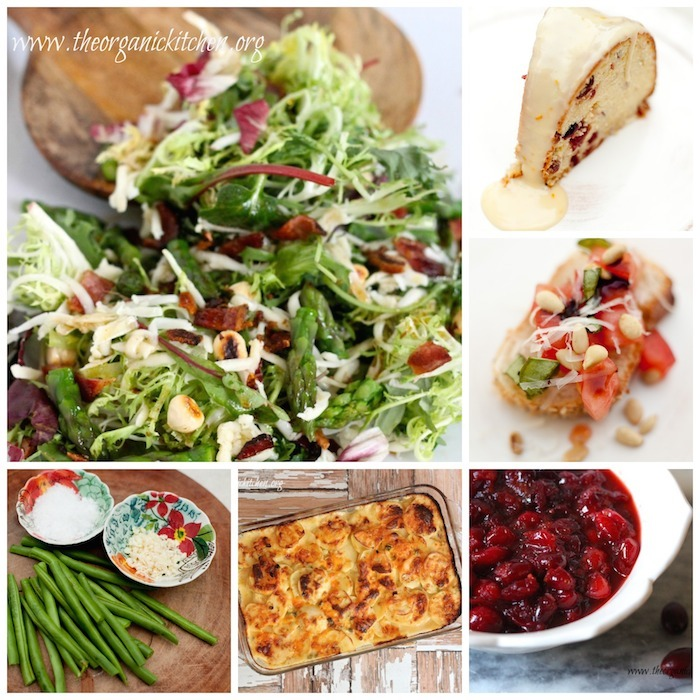 Everything But The Turkey Part 2 ~ Easy Holiday Side Dishes