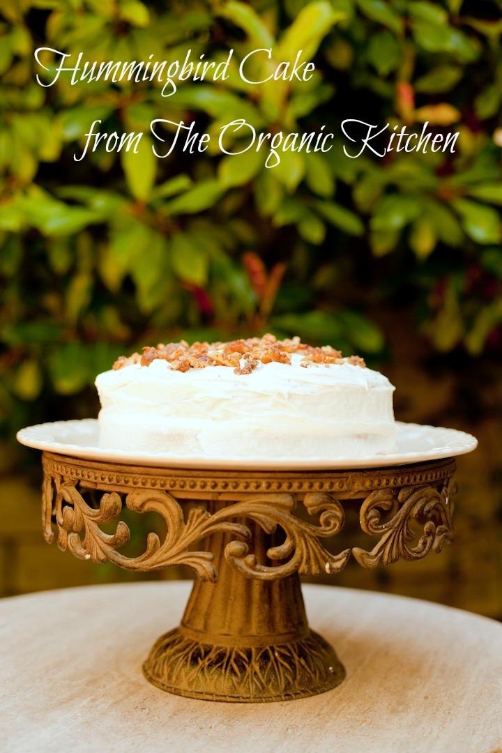 Hummingbird cake recipe taste