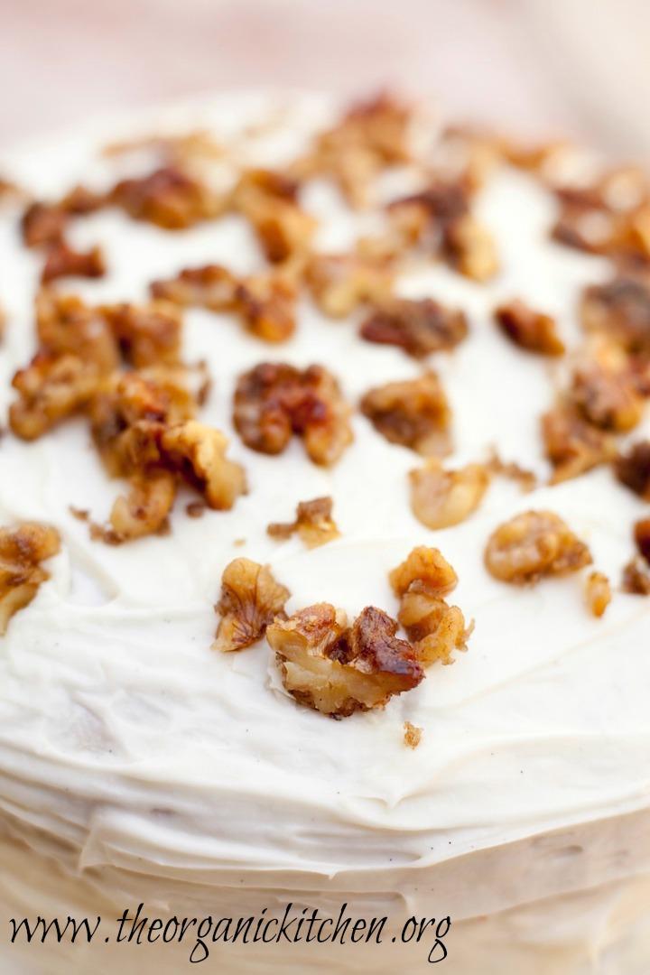 Vanilla Cake Mix Hummingbird Cake