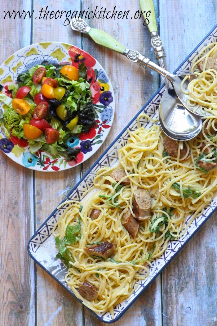 how to make italian carbonara