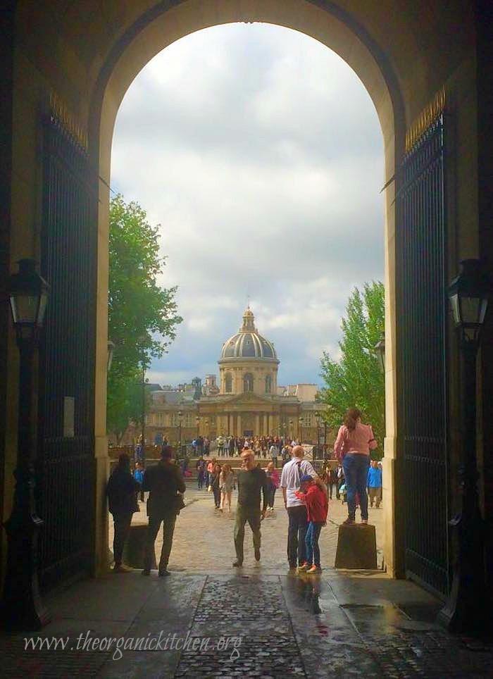 Bonjour from Paris!