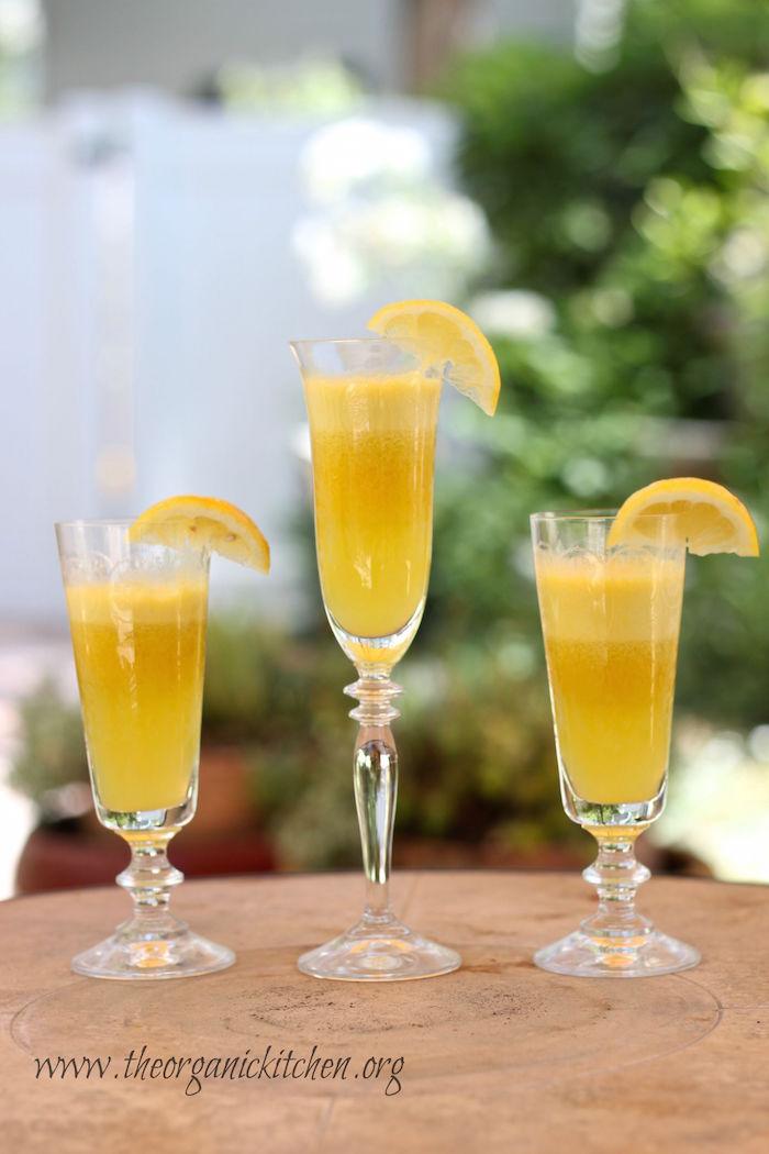 Morning Glory Juice