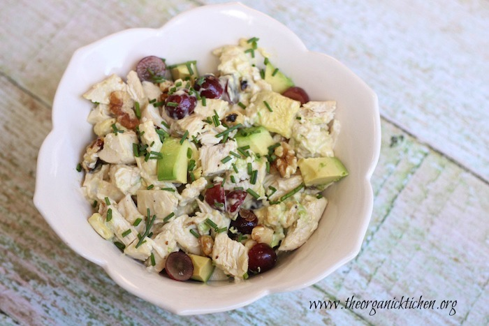 The Best Homemade Chicken Salad