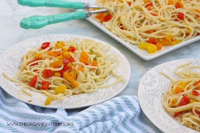 10 Pasta Dinners in 20 Minutes or Less!