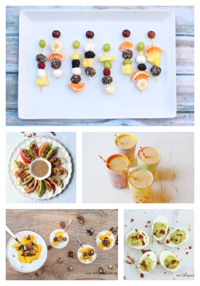 Healthy Snacks Parents and Kids will Love!