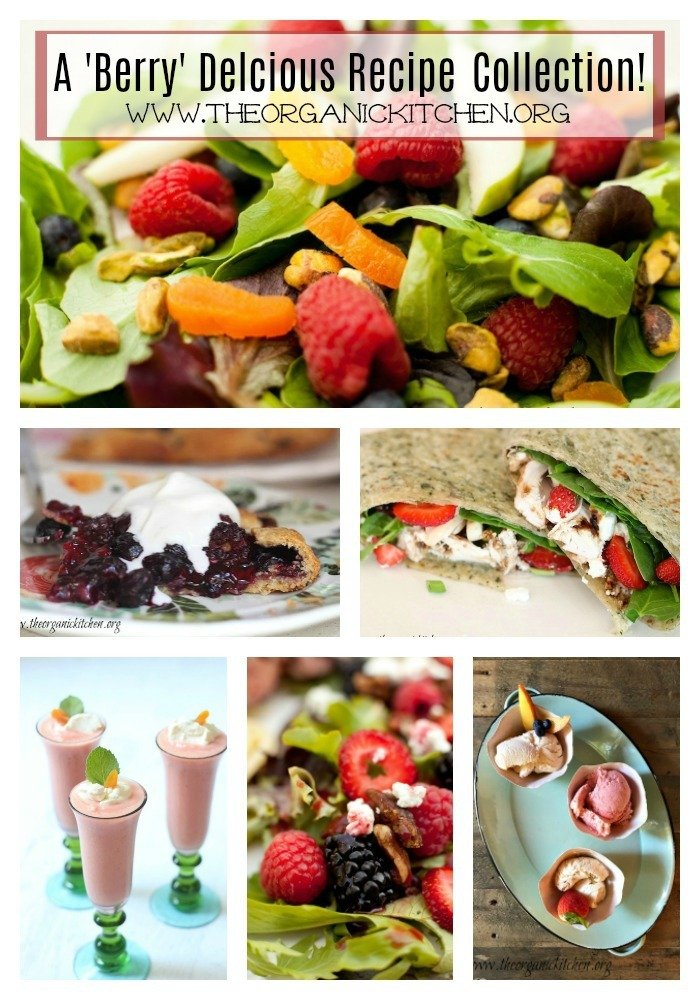 A 'Berry' Delicious Collection of Recipes!