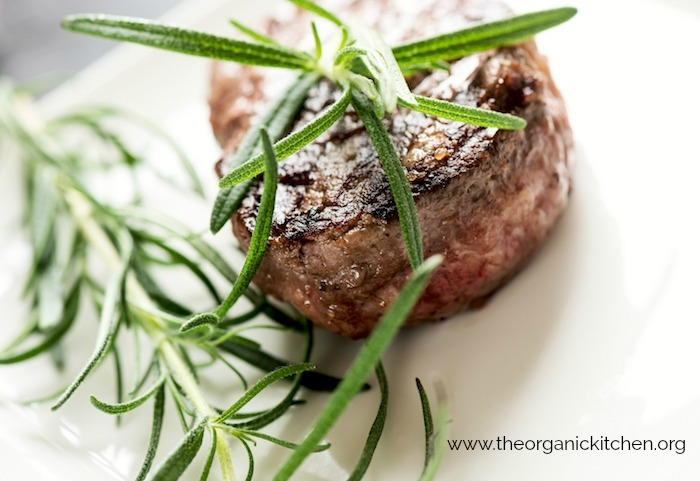 Perfect Cooktop Filet Mignon!