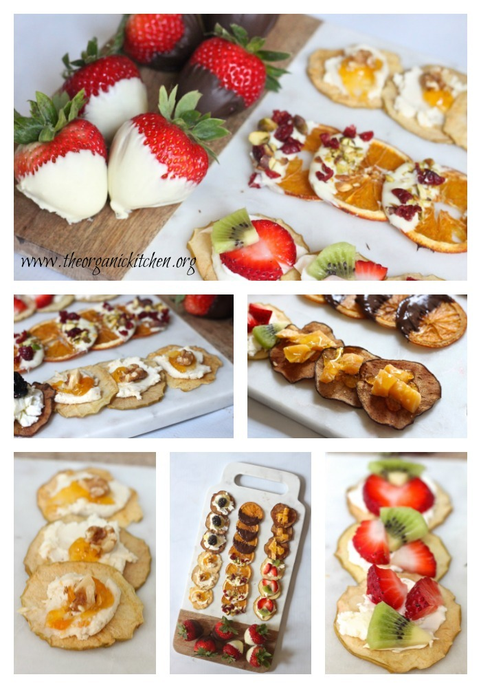 Fruit Cheese and Chocolate Platter  sc 1 st  The Organic Kitchen & Fruit Chocolate and Cheese Dessert Platter | The Organic Kitchen ...