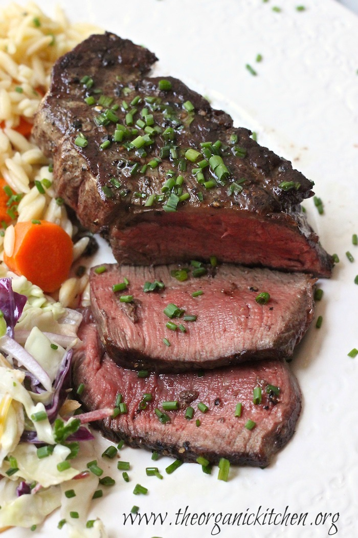 Perfect Cooktop Filet Mignon and Anolon Grill Pan Giveaway!