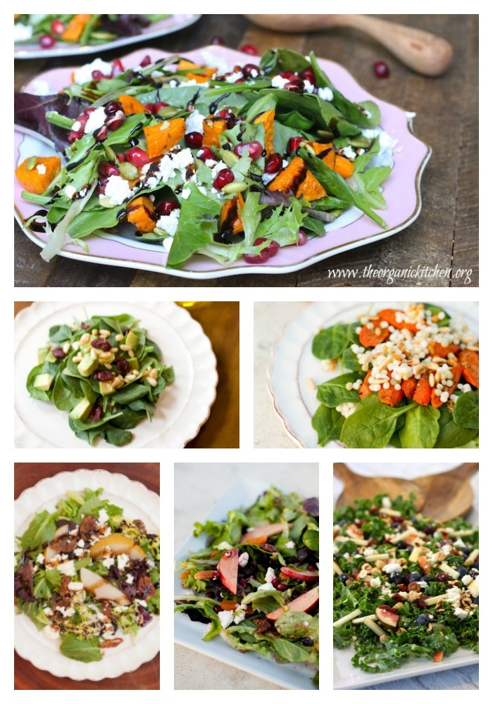 My Favorite Salads for The Holiday Table