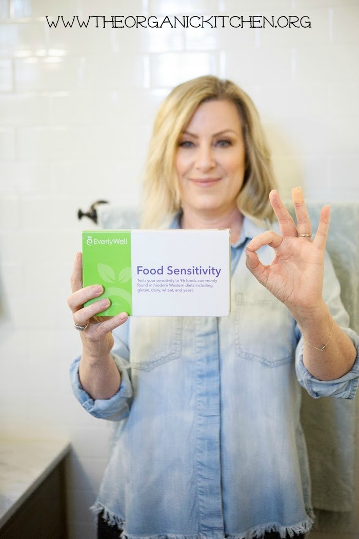 What Happened When We Tested For Food Sensitivities at Home!
