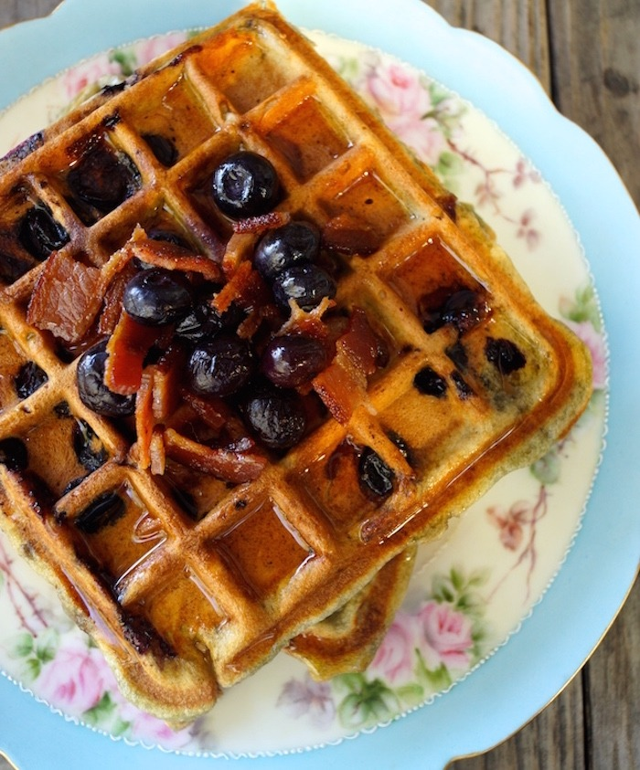 12 of The Most Beautiful and Unique Waffle Recipes You've Ever Seen!