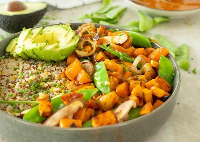 Copycat True Food Kitchen Ancient Grains Bowl!