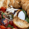Deconstructed Caprese Salad Party Platter