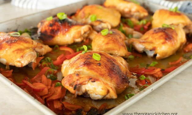 One Pan Thai Chicken
